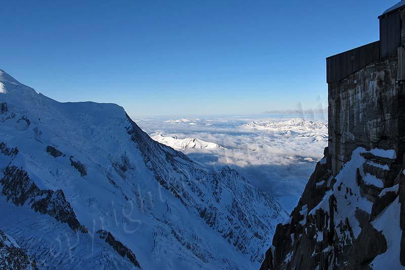 Brezza di Monte di Selena Chinnici - traversata monte bianco